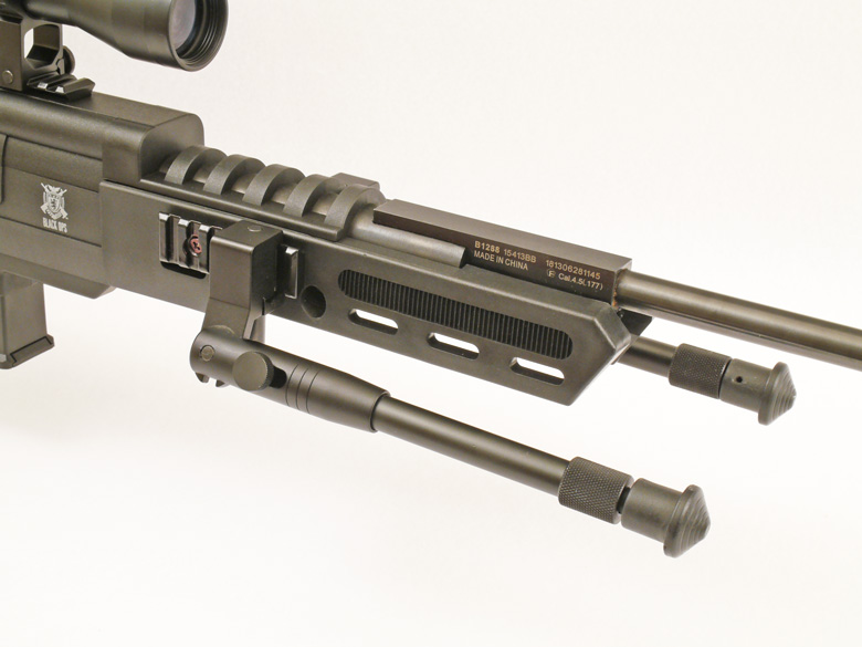 Black Ops Sniper Air Rifle test review HAM