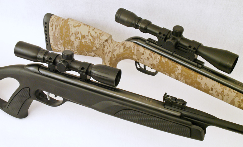 Gamo Whisper G2 and original Whisper air rifle comparison review