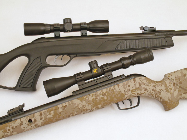 Gamo Whisper and Whisper G2 comparison test review.