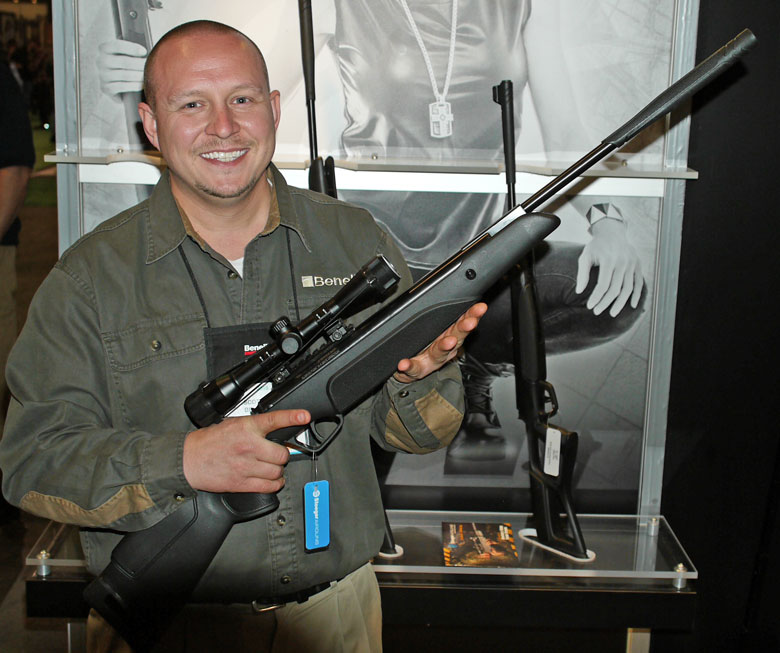 New airguns at SHOT Show 2015 - Stoeger Airguns A-30