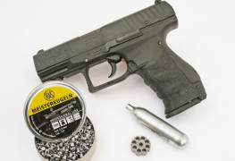 Walther PPQ Air Pistol Test Review