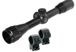 UTG 4 x 32 True Hunter Airgun Scope - New From Leapers