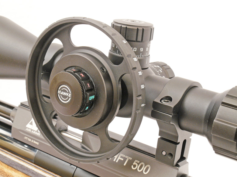 Air Arms HFT 500 Air Rifle Test Review