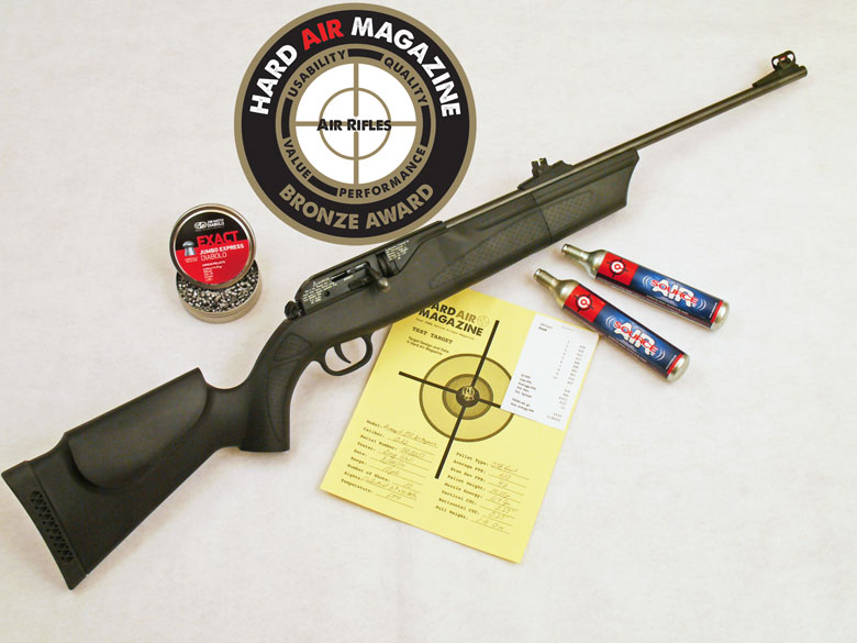 Hammerli 850 AirMagnum Air Rifle Test Review