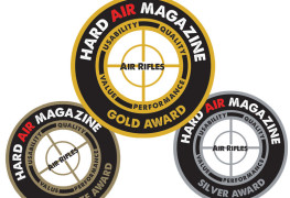 Hard Air Magazine HAM Awards Give Help To Airgun Buyers