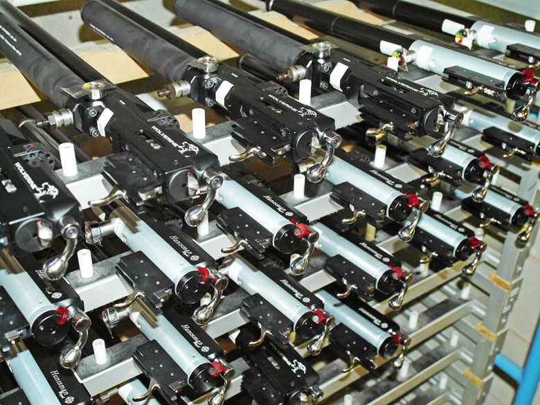 Behind the Scenes at Daystate Airguns