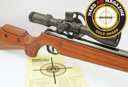 Walther LGV Competition Ultra Air Rifle Test Review