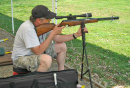 Greg's Guide to Field Target Shooting - Part One.