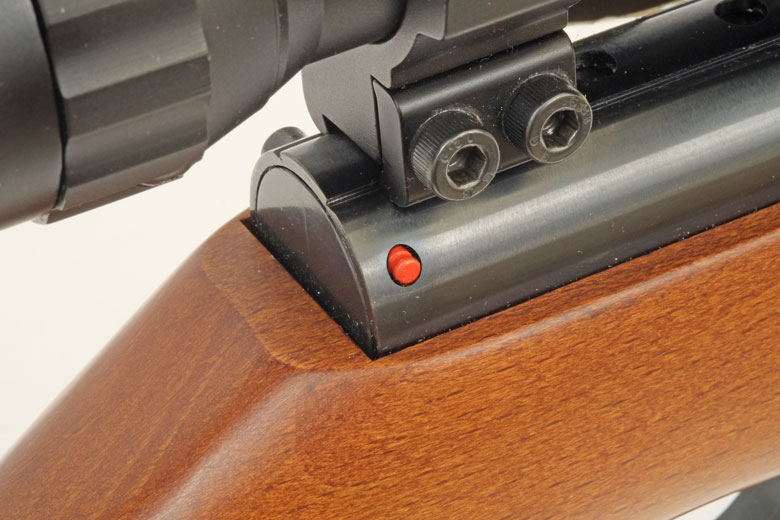 Weihrauch HW50S Air Rifle Test Review .22 Caliber