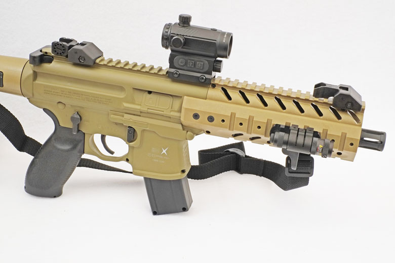 SIG SAUER MPX Airgun - The Perfect Plinker