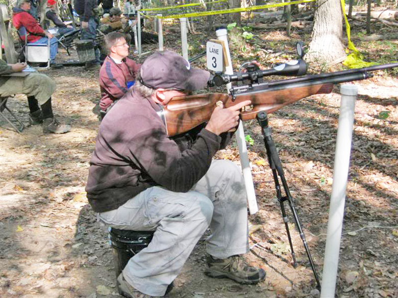 Greg's Guide to Field Target Shooting - Part Two