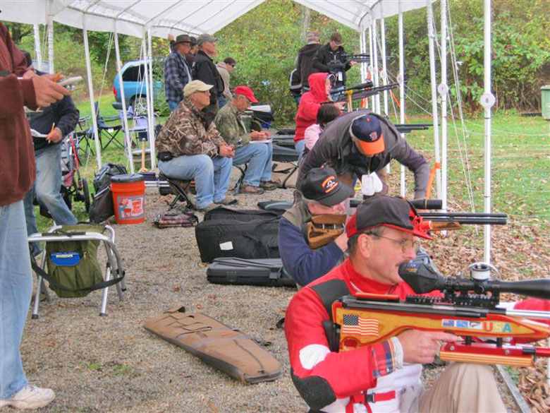 Greg's Guide to Field Target Shooting - Part Three
