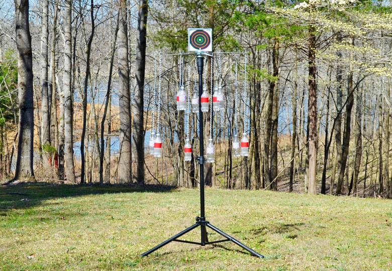 Fire Rough Motorized Target Systems