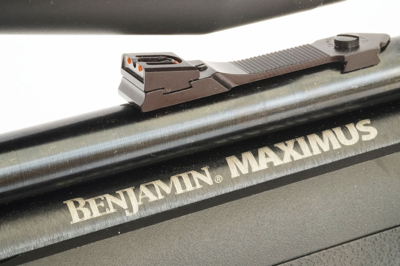 Benjamin Maximus Air Rifle Test Review .22 Cal