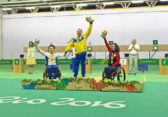 McKenna Dahl Wins Bronze in 10M Air Rifle at Paralympic Games
