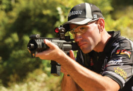 Interview With Joe Huston, VP and GM of the SIG SAUER Airgun Division.