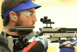 The Monthly Match Air Gun League is held at the South CMP Competition Center in Anniston, AL, as well as the Gary Anderson CMP Competition Center at Camp Perry, OH.