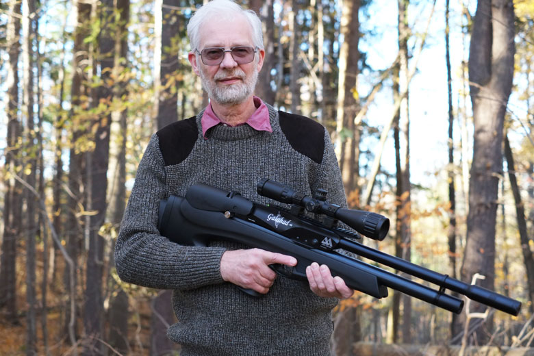It's Here! Air Arms Galahad Now Shipping in the U.S.A.