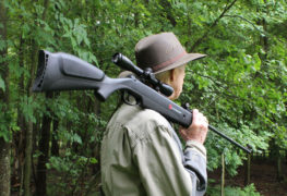 The Marksman 2070 Air Rifle – A Beginner-Friendly Springer. Part Two.