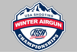 Winter is in the Air with USA Shooting's Winter Airgun Championship