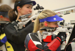 Winter Airgun Championships Day 1 Results