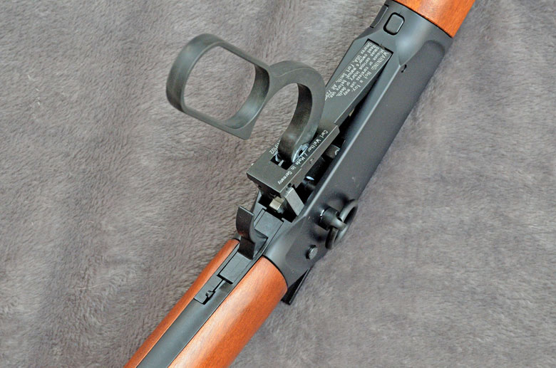 Desperadoes Review The Walther Lever Action Air Rifle - Part One