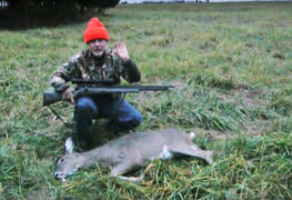 Jim Chapman Hunts Deer With A Big Bore Air Rifle