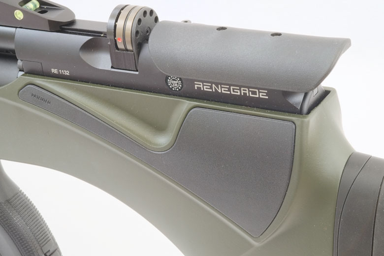 Daystate Renegade Air Rifle Test Review .22 Caliber