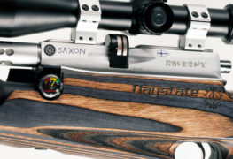 Announcing The New Daystate Saxon Limited Edition Air Rifle
