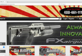 Airguns of Arizona Launches New Online Store