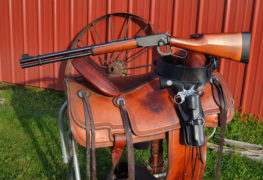 Desperadoes Review The Walther Lever Action Air Rifle - Part Two