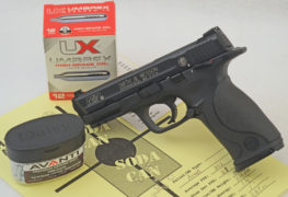 Smith & Wesson M&P 40 Blowback BB Pistol Test Review