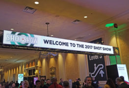 Airguns at the 2017 SHOT Show - Day One