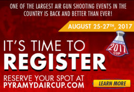 2017 Pyramyd Air Cup Registration Is Now Open!
