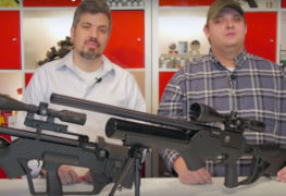 Airgun Depot's Guide to the new Hatsan Semi Auto Air Rifles