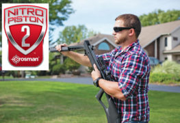 Nitro Piston 2 Patent Issued To Crosman Corporation