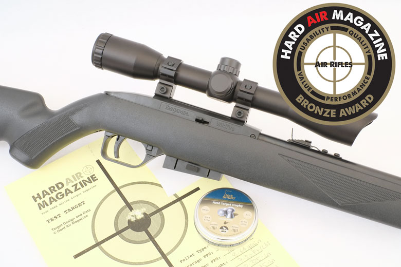 Benjamin Wildfire Air Rifle Test Review