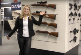 Giles Brings You The AirgunGearShow Video Review of IWA 2017.