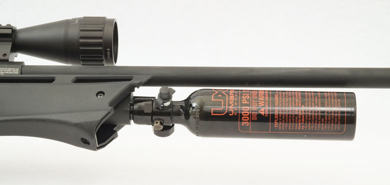 A Detailed Look at The Umarex Gauntlet PCP Air Rifle