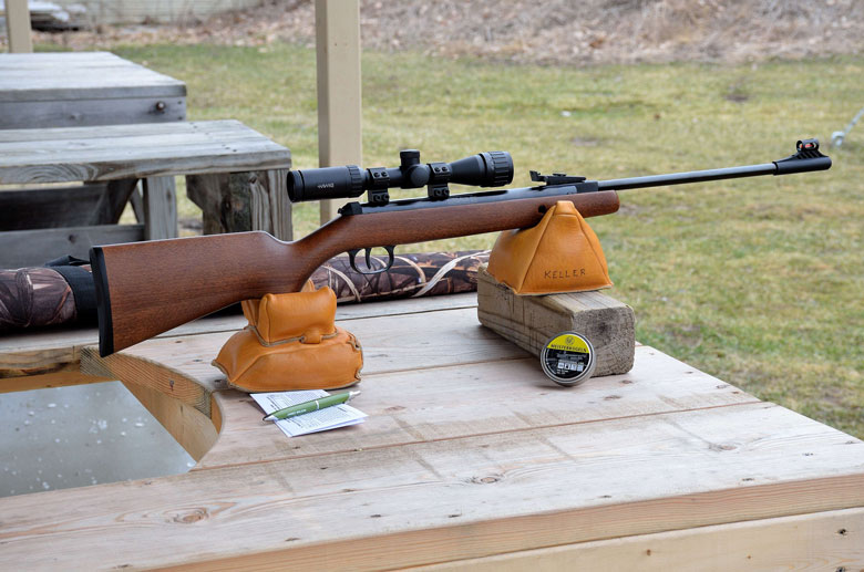 The Diana 240 Classic Air Rifle. A Great Youth Gun and Plinker - Part Two.