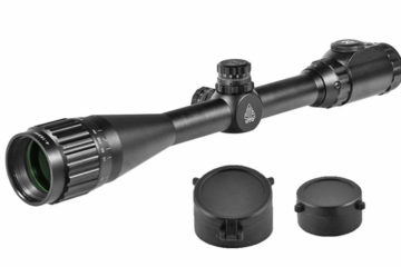New UTG True Hunter 4-16x40AO Scope From Leapers, Model SCP-U4164AOIEN