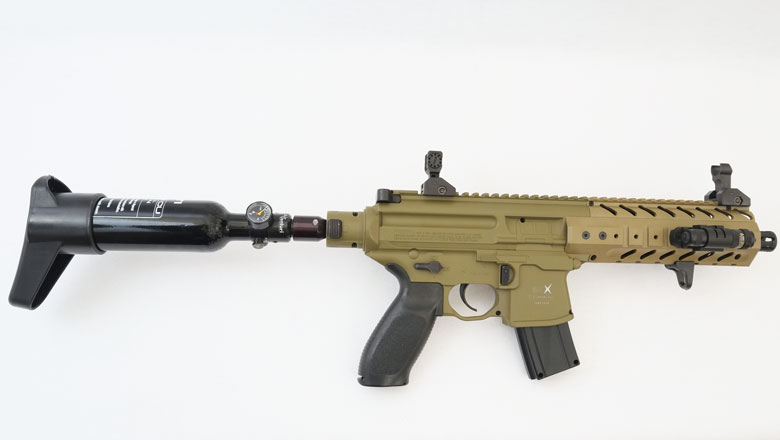 So, Do You Want An HPA SIG SAUER MCX Or MPX?