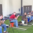 Indoor Airgun Shooting at The Pinnacle Campus in Victor, NY.