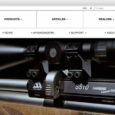 New Look Air Arms Website Goes Live