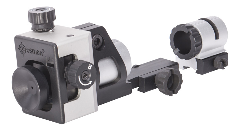 Crosman Diopter Sight System Available For Competitive Air Rifle Programs