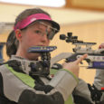Emily Stith Wins Women's Junior Olympic Air Rifle Shooting Championships