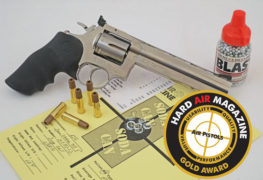 """Dan Wesson 715 6"""" BB Revolver Test Review"""
