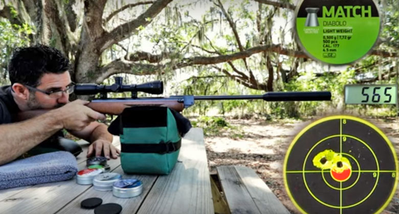 Weihrauch HW30S .177 Urban Pro Air Rifle Video Review