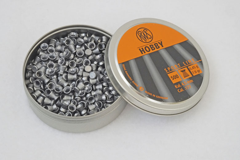 RWS Hobby 7.0 Grain .177 Caliber Pellet Test Review