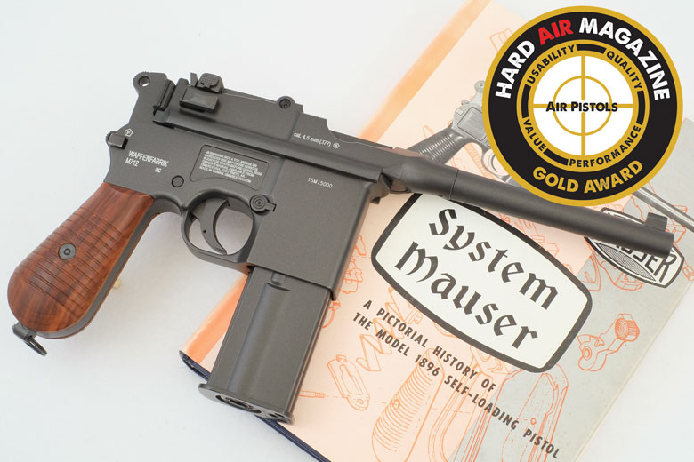 Legends M712 Full-Auto CO2 BB Pistol Review